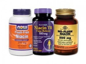 Benefits of Niacin for High Triglycerides